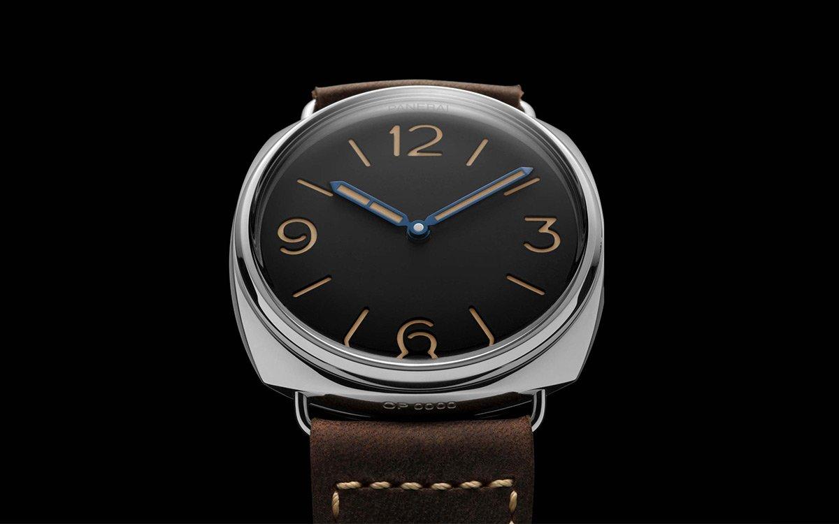 Panerai's New Logo-Less Watch Is a Subtle Masterpiece