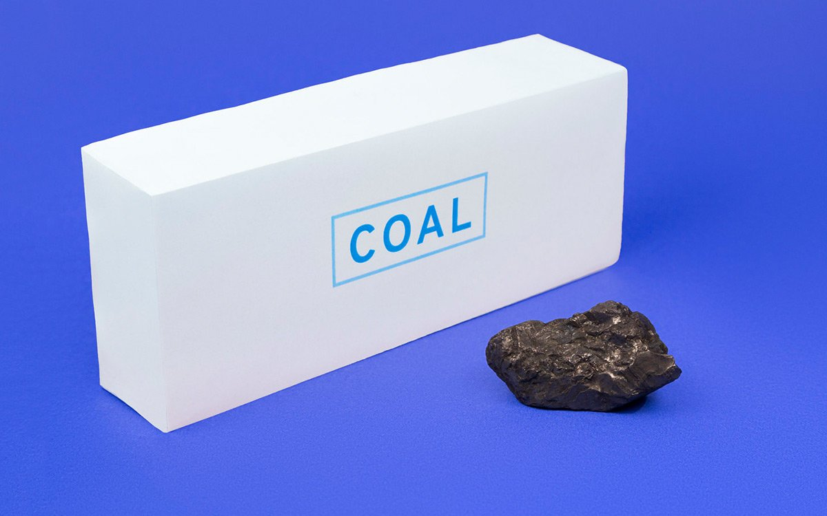 This Coal Subscription Box Is a Joke. Or Is It?