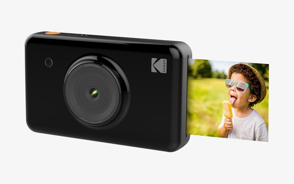 Kodak's New Instant Camera Would've Been a Great Idea — Five Years Ago