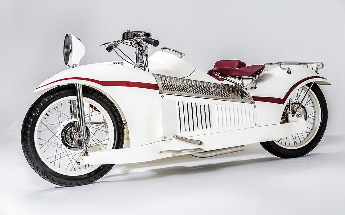 Behold, a Rideable French Art Deco Masterpiece