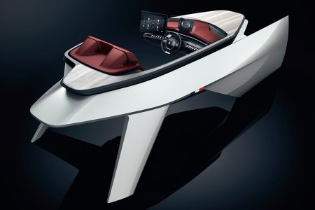 Don't Call Peugeot's 'Sea Drive' Concept a Boat