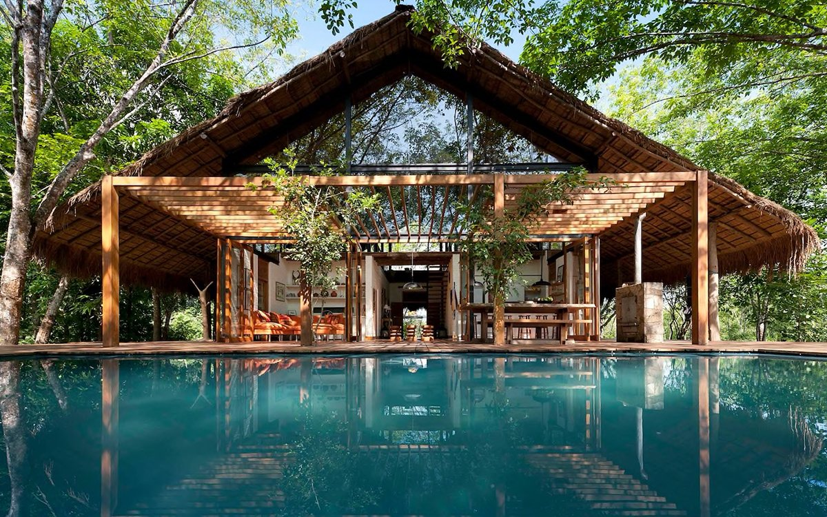 If 'Peace and Quiet' Were a Place, It Would Be This Sri Lankan Retreat