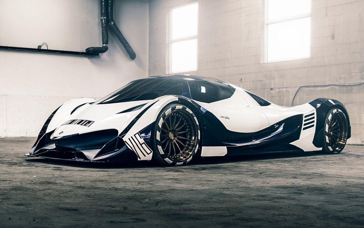 Drake Just Bought a Preposterous '5,000-HP' Emirati Hypercar