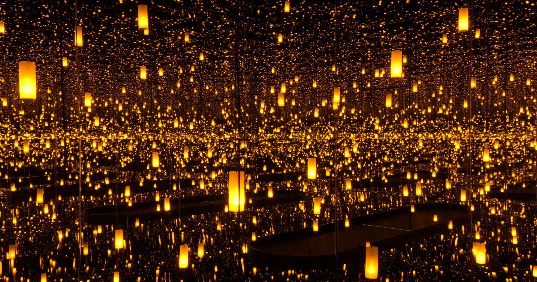 Wanna See the Infinity Mirrors After Hours?