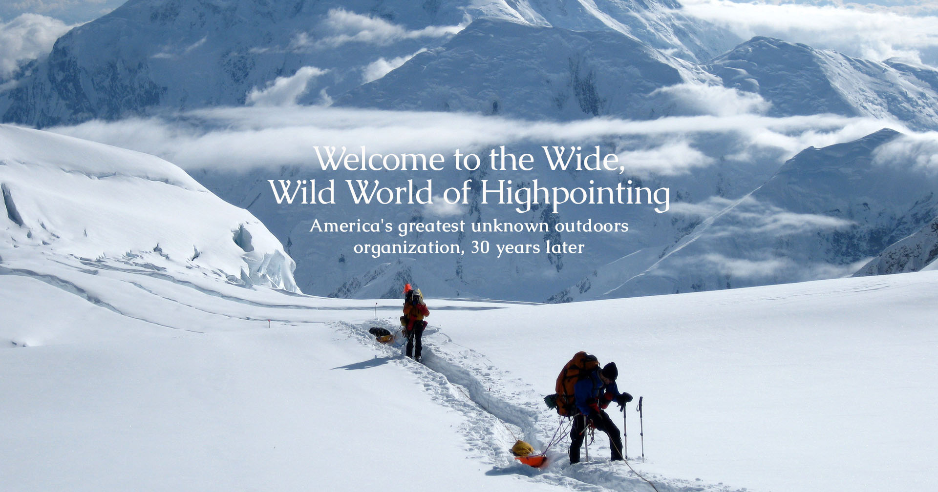 Welcome to the Wide, Wild World of Highpointing