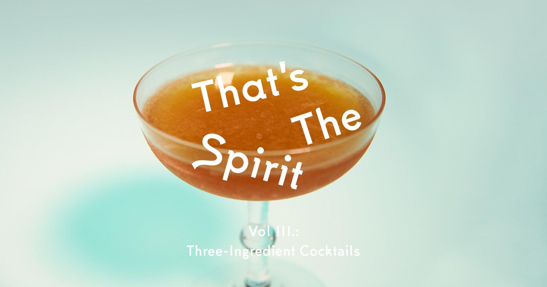 The Secret Formula For Perfect Cocktails, Revealed
