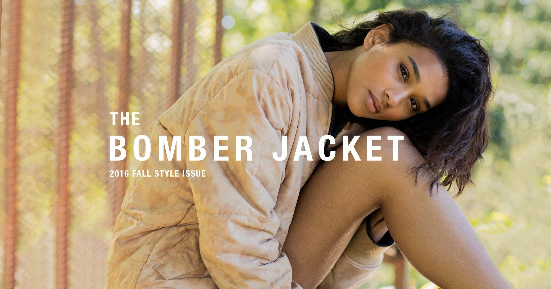 The Bomber Jacket