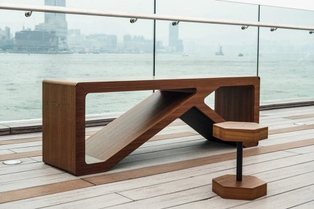 When Your Coffee Table Doubles as a Workout Bench, You're Officially Out of Excuses
