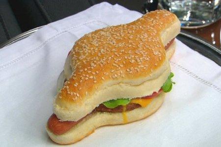 It's a Hamburger. It's a Hot Dog. It's America on a Bun.