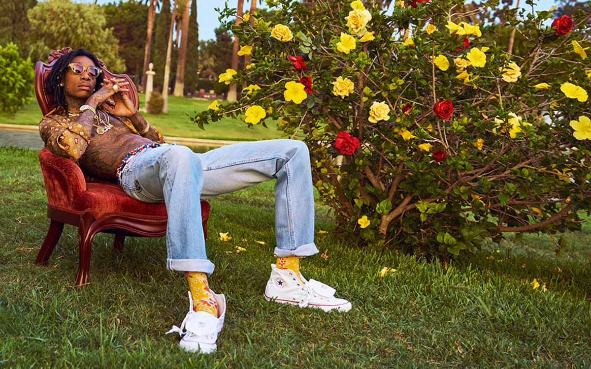 Wiz Khalifa x Happy Socks