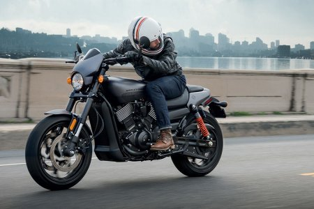 Harley's New 'Rod' Looks … Nothing Like a Harley
