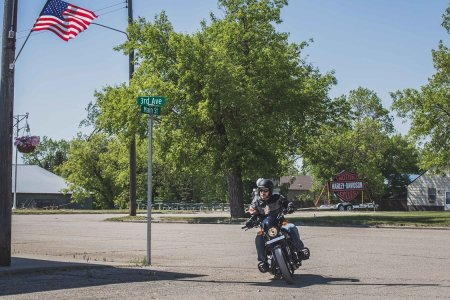 Harley-Davidson Is Hell-Bent on Taking Over a Town in North Dakota
