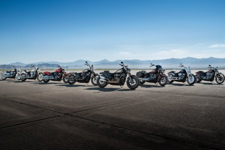 Meet the Most Expansive Rookie Class in Harley Davidson History