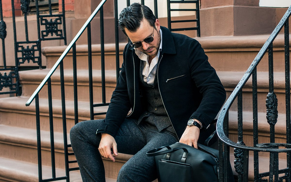 Win $3,400 in the Best Menswear Basics for Fall