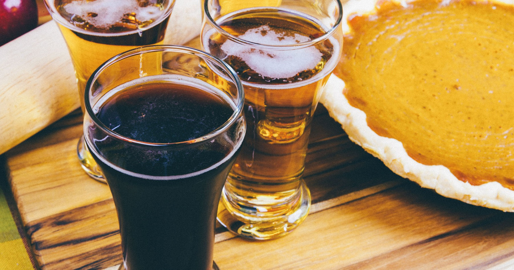 The Search for This Year's Best Pumpkin Beer
