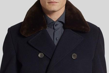 Shearling Jacket Season Cometh. Prepare Accordingly.