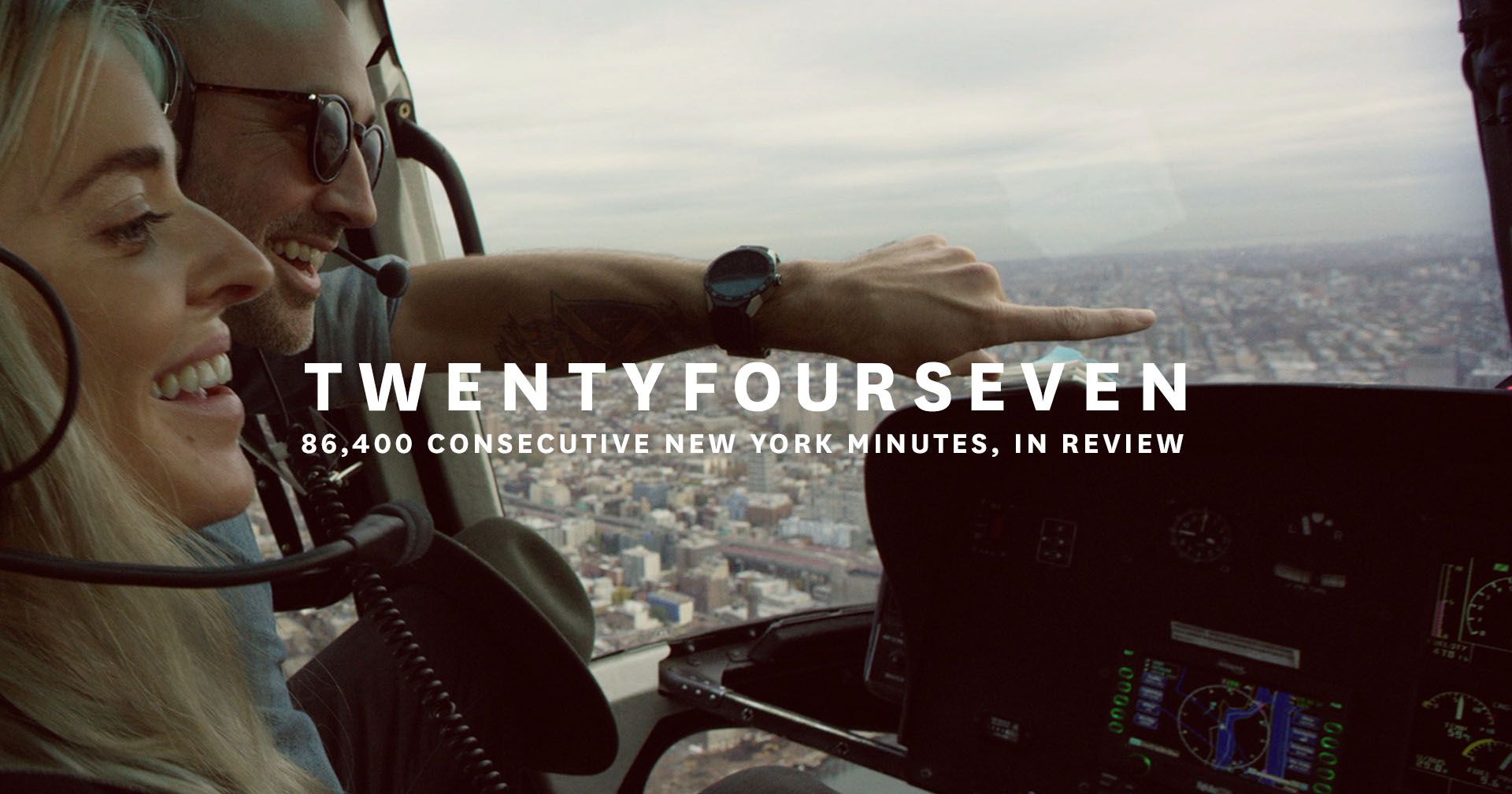 TwentyFourSeven – TAG Heuer