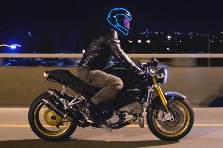 Yes, You Should Add These TRON Lights to All Your Helmets