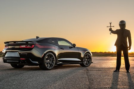 A New 1,000-HP Camaro Mod Plans to 'Exorcise' the Dodge Demon