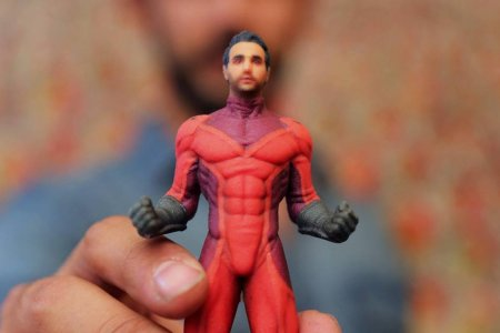 This Company Will 3D Print an Action Figure of Anybody
