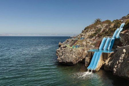 7 Alternative Waterparks You Can Enjoy Without the Kids