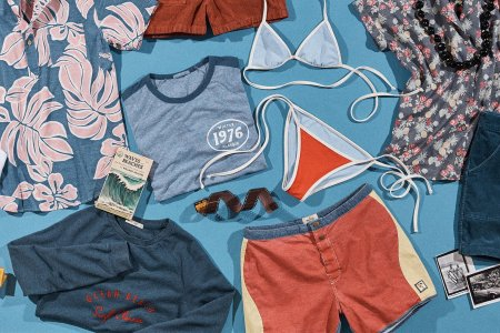 Marine Layer's New Collection Was Inspired by Vintage Surfing Photos
