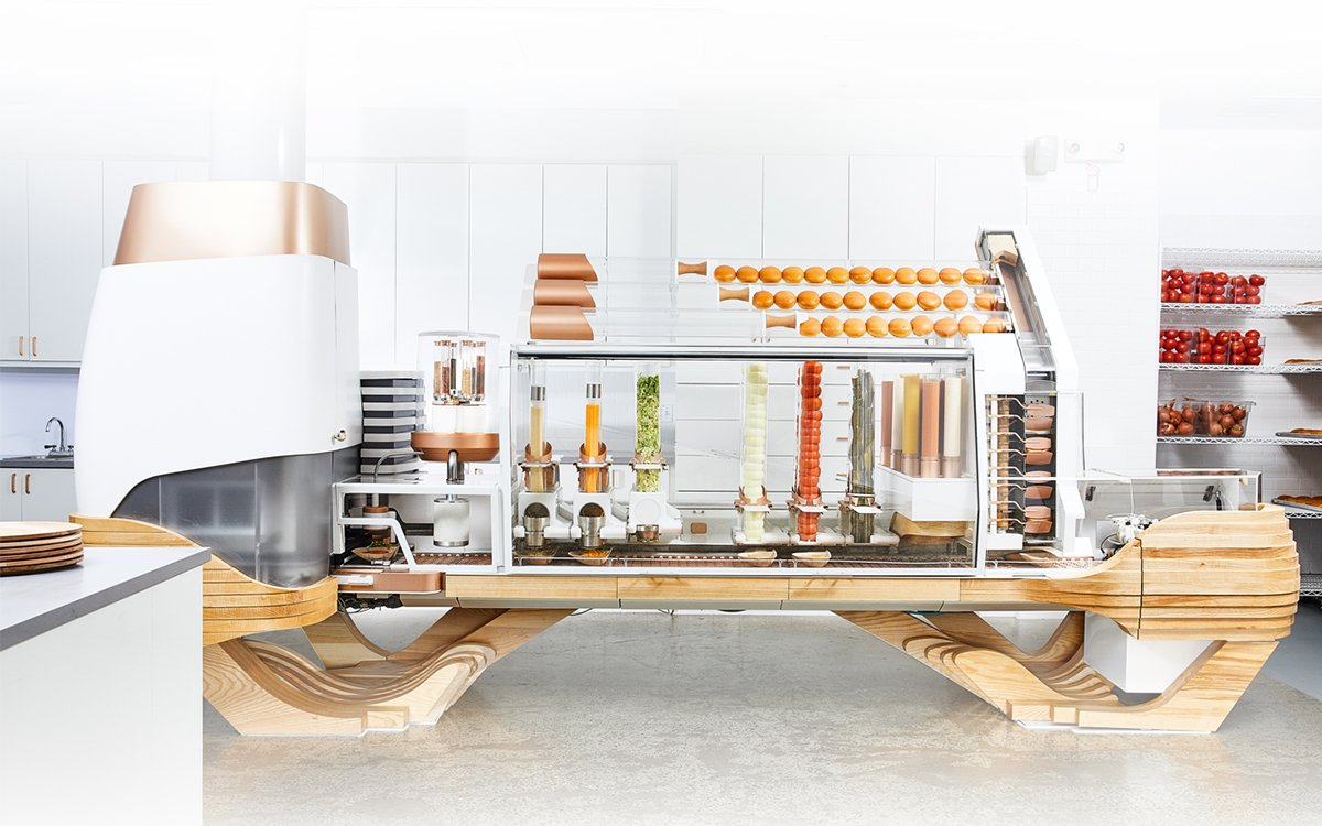 All Your Burning Questions About SF's New Burger Robot, Answered