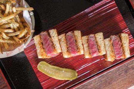The Book Of Sandwich: Steak Edition