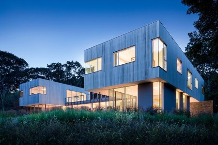 How to Build a Giant, Sustainable Home in the Middle of a Nature Preserve