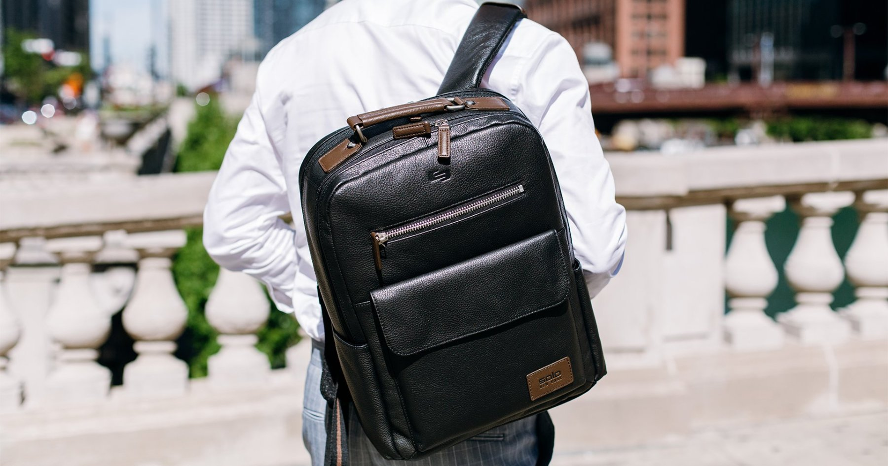 Solo Makes Bags for NYC, Minus the NYC Prices