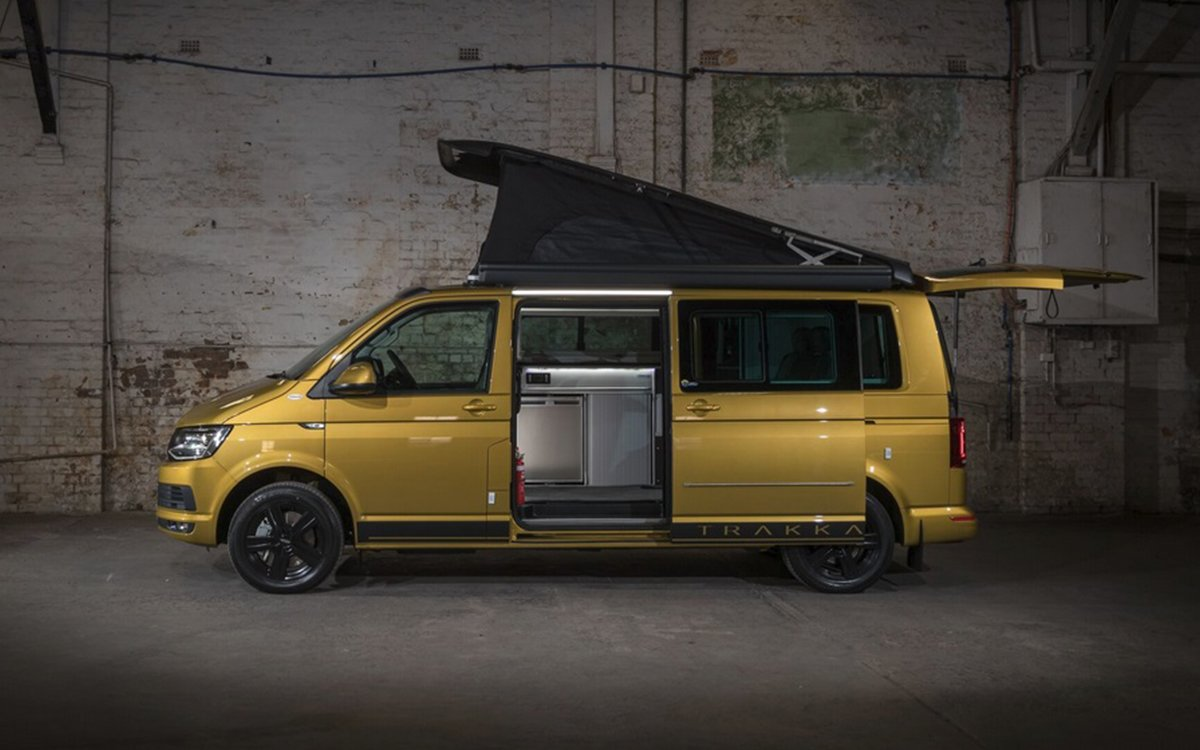 The Best Camper-Van Outfit in the Game Drops Its Sportiest Model Yet
