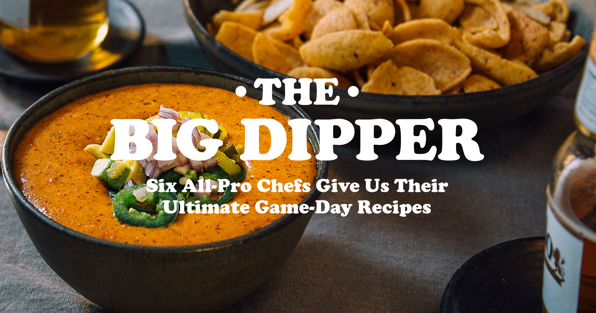These Are the Five Most Delicious Dips You Can Make on Super Bowl Sunday