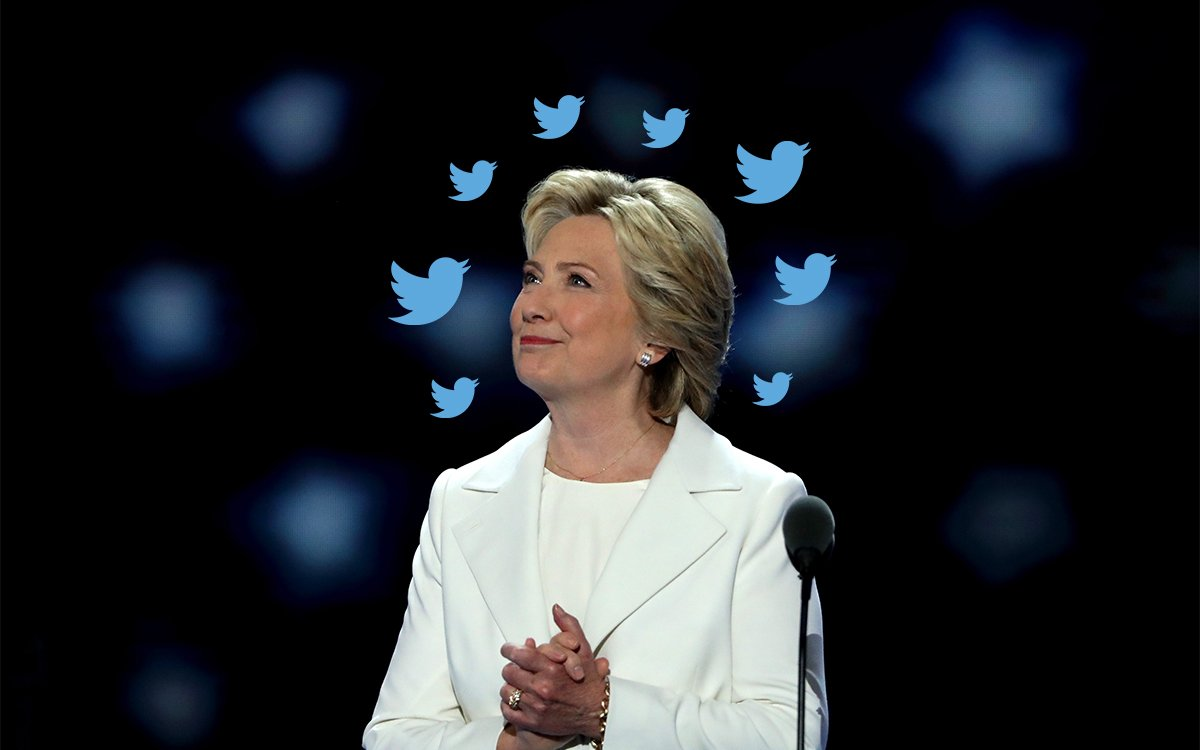 The 76 Best Tweets of the Democratic National Convention
