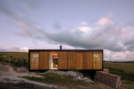Your Next Vacation Home Comes in a Box, and It's a Looker