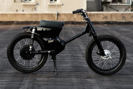 Is This the Motorcycle That'll Make an Electric Convert of You?