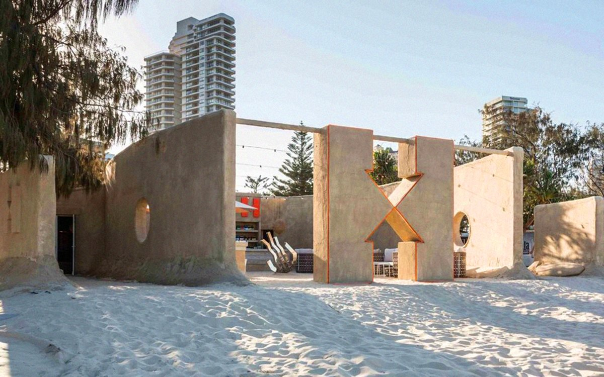 Sand Castle Hotel Now Open, Seeks Totally Radical Visitors