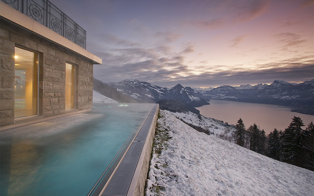 """""""Stairway to Heaven"""" Is a Pool, and You Can Swim in It"""