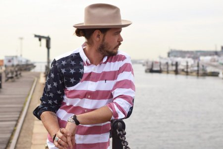 If You're Going to Dress Up for the Fourth of July, Wear This