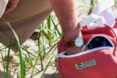 Hudson Sutler Doesn't Want Anyone Touching Your Bag