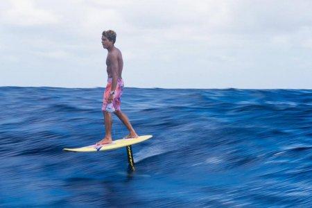 Kai Lenny Just Surfed 50 Miles Across Hawaii's Most Treacherous Channel