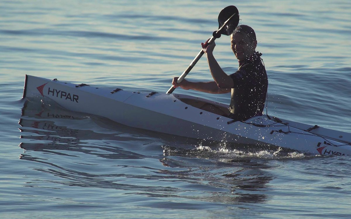 Collapsible Kayak Goes From Backpack to Water in 5 Minutes Flat