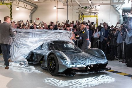 Aston Martin to Build Production Vehicle That Can Beat an F1 Racer