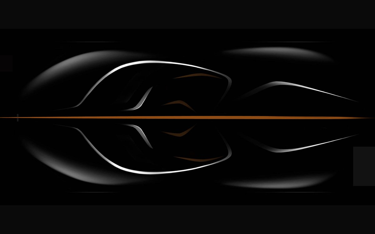 McLaren's Next Hypercar Is Going to Be a Three-Seater
