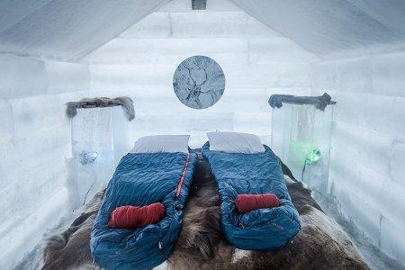 Ice cabins