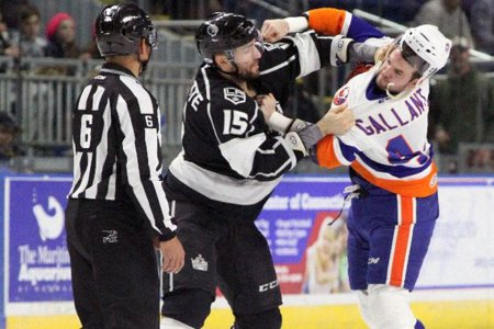 You Don't Have to Like Hockey to Like a Movie About Hockey Fights