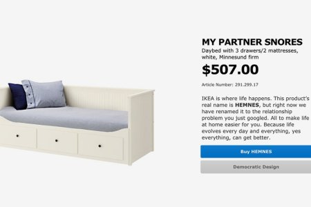 IKEA Just Renamed Their Products Using Angry Google Searches