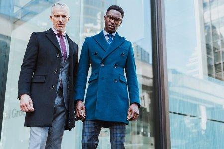 Made-to-Measure Overcoats, Off-the-Rack Prices. Get One.