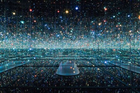 The World's Most Instagrammable Piece of Art Is Going on Tour