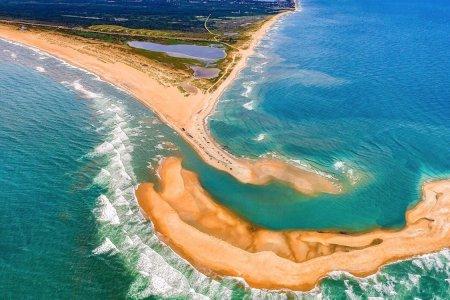 A New Island Has Washed Up Off the Coast of North Carolina
