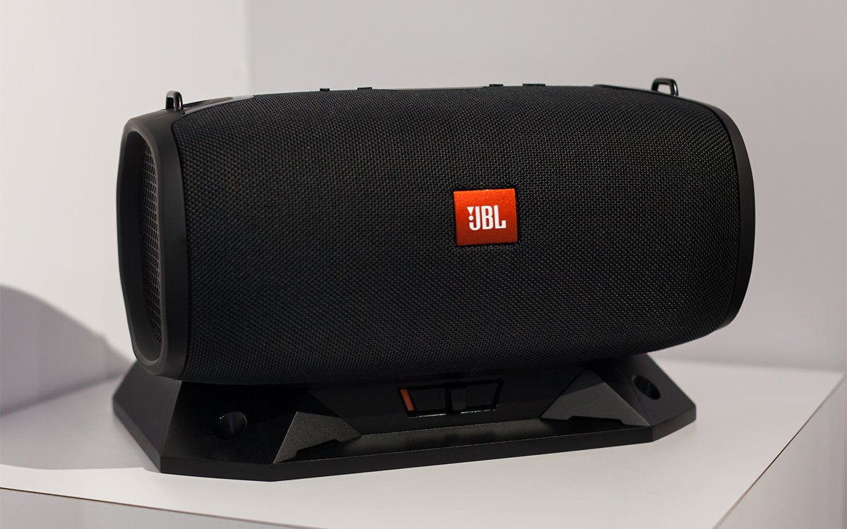 This Subwoofer Pops Out and — BOOM — Portable Speaker